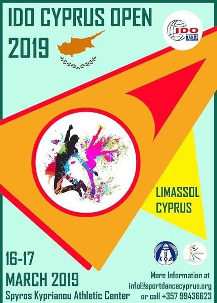 IDO CYPRUS OPEN 2019