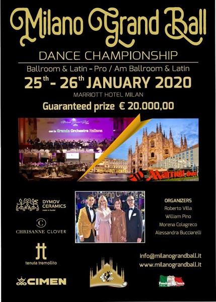 Dance championship
