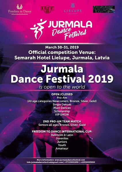 Jurmala Dance Festival 2019