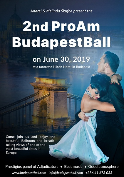 2nd ProAm BudapestBall