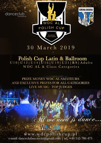 WDC AL Polish Cup Latin & Ballroom