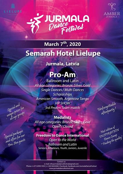 Jurmala Dance Festival 2020