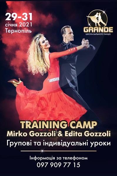 GRANDE Training Camp