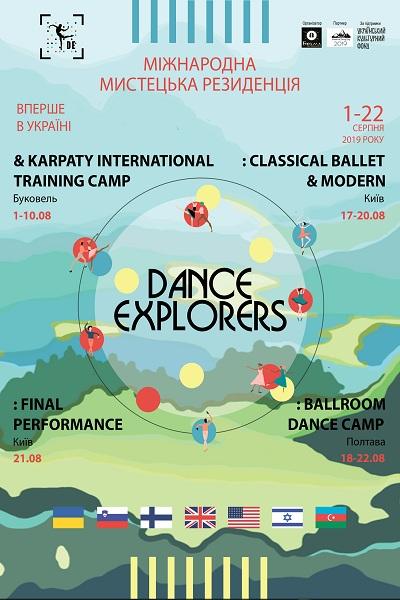 Dance Explorers: Classical ballet & Modern