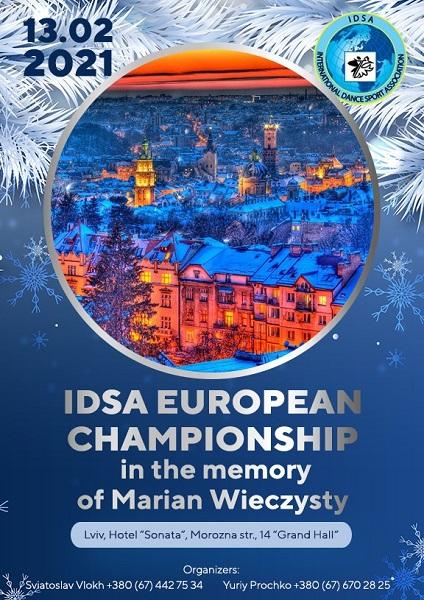 IDSA European Championship 2021