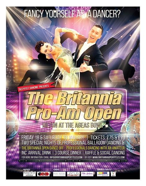 Britannia Open Titles