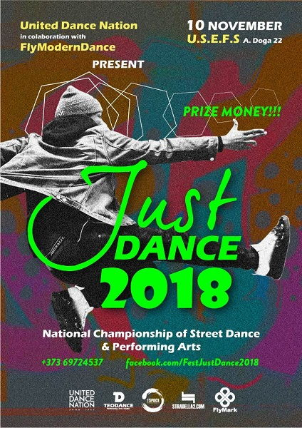 Just Dance Competitions 2018