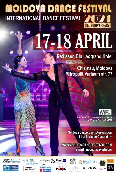 Moldova Dance Festival 2021