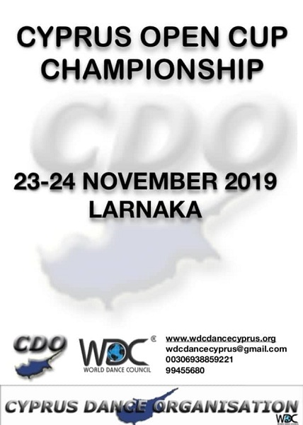 Cyprus Open Cup Championship