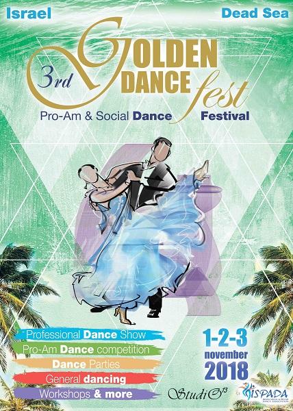 3rd Golden Dance Festival