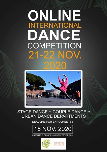 Online International Dance Competition