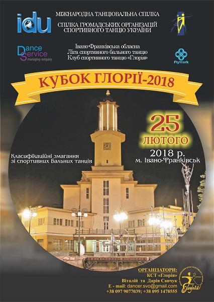 Glorija Cup 2018