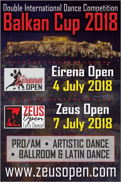 EIRENA OPEN 2018