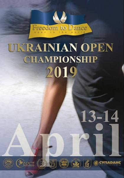 UKRAINIAN OPEN CHAMPIONSHIP 2019