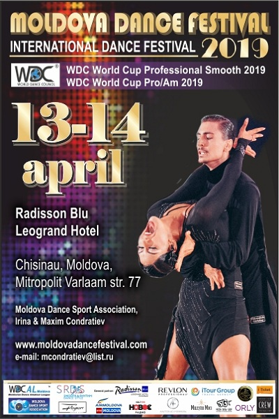 Moldova Dance Festival 2019