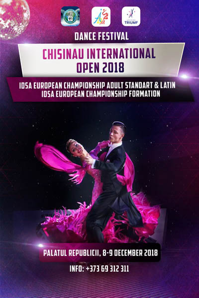 Chisinau International Open 2018