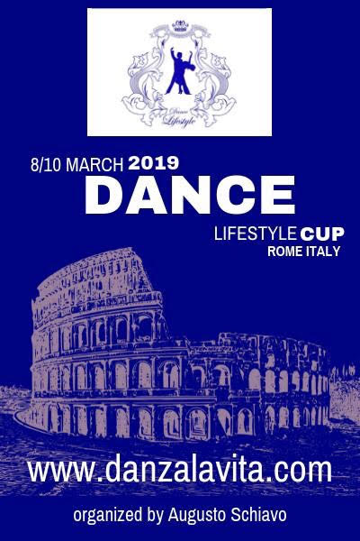 Dance LifeStyle Cup