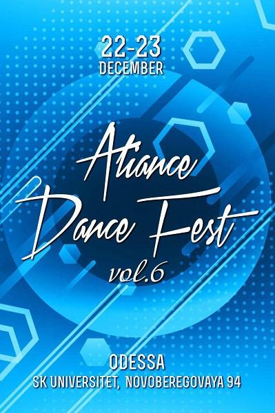 Aliance Dance Fest v.6