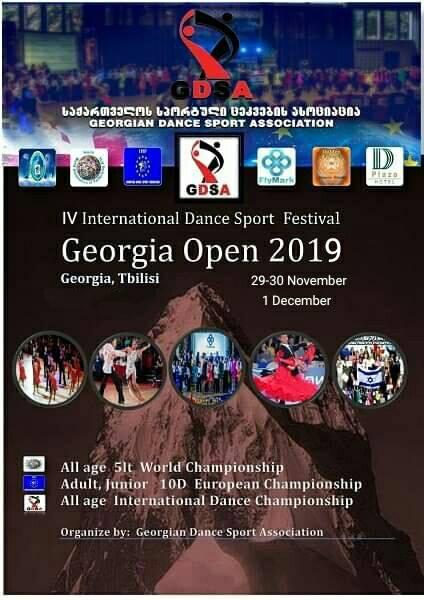 Georgia Open 2019. Wapa World Championship 2019