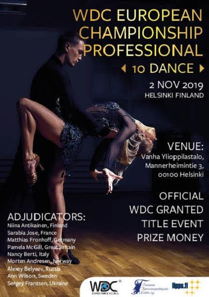 Elevent Star & WDC European Championship Professional