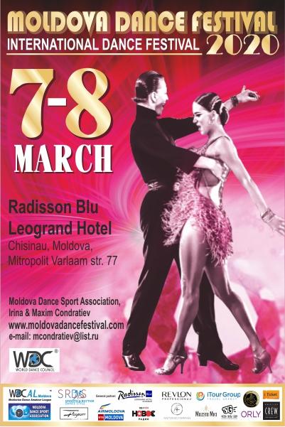 Moldova Dance Festival 2020