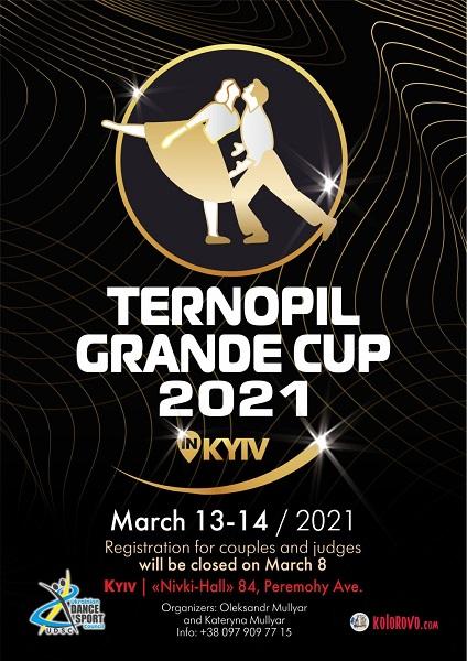 Ternopil Grande Cup 2021 IN KYIV