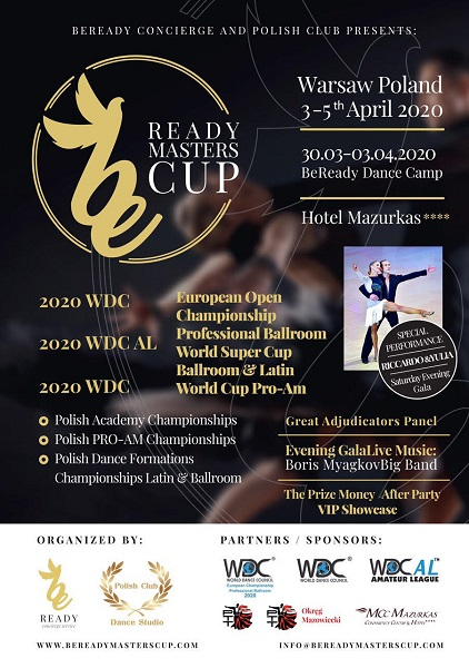 BeReady Masters Cup