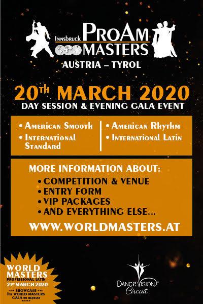 Innsbruck Pro Am Masters