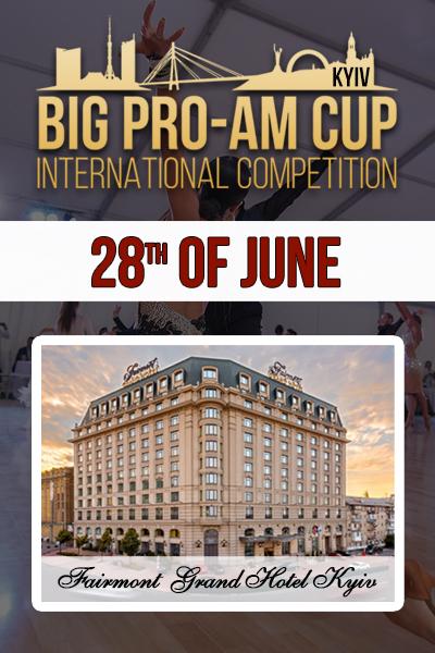 BIG Pro-Am Cup 2020
