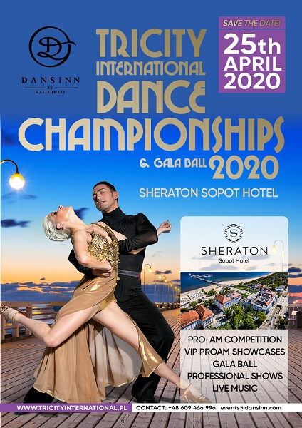 Tricity International Dance Championships 2020