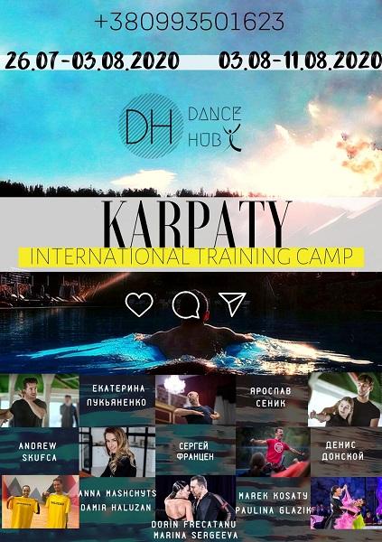 KARPATY DANCE HUB/ KARPATY INTERN.TRAINING CAMP