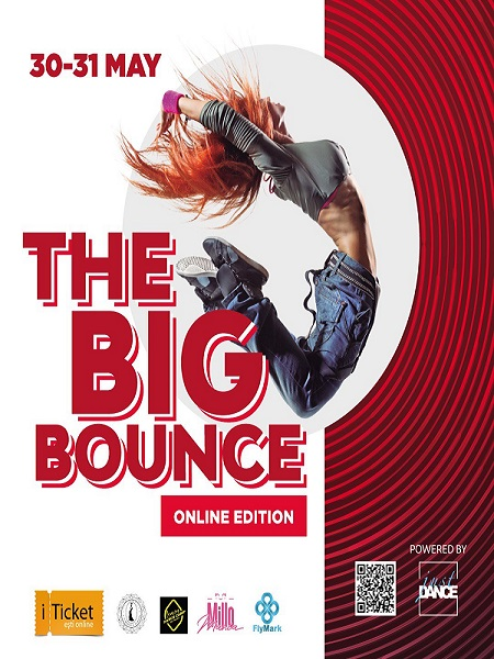 The Big Bounce Dance Event. Online Edition