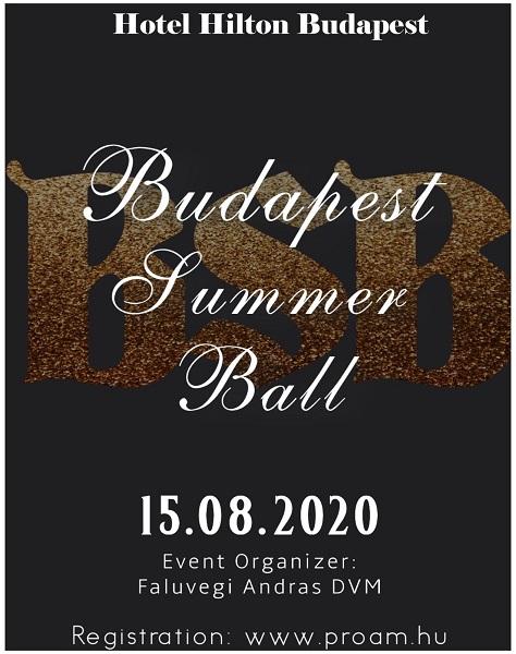 Budapest Summer Ball