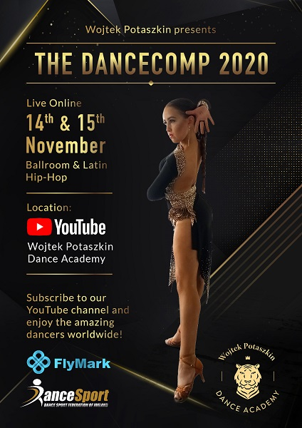 The DanceComp 2020 On-line