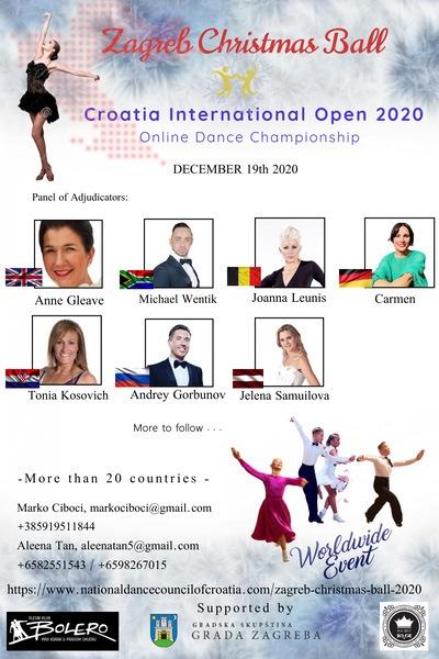 On-Line Croatia Int. Open 2020