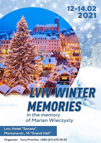 Lviv Winter Memories