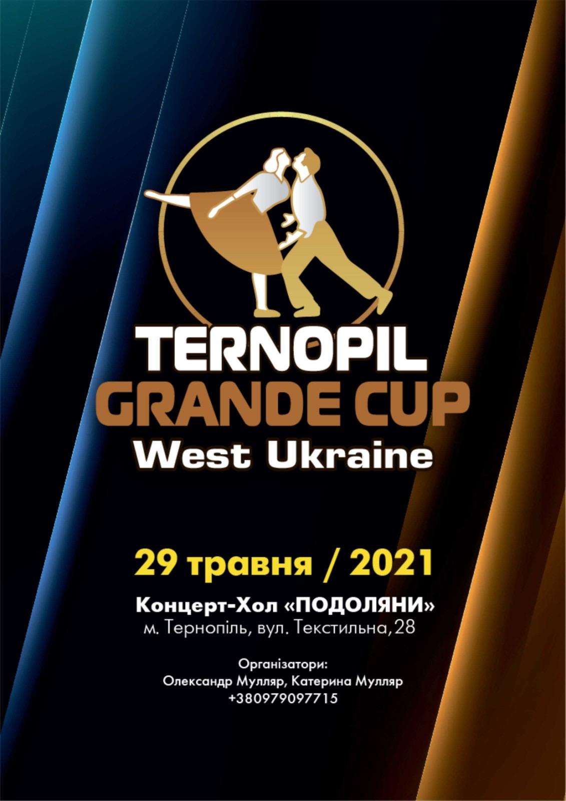 Ternopil Grande Cup West Ukraine