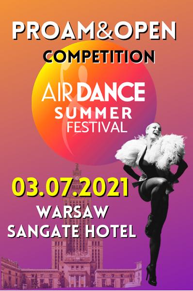 AIR DANCE SUMMER FESTIVAL