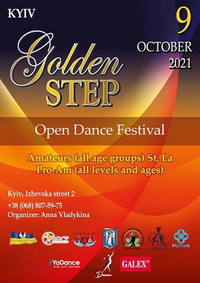 Golden Step Open Dance Festival