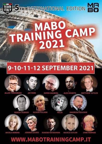 MABO Training Camp 2021