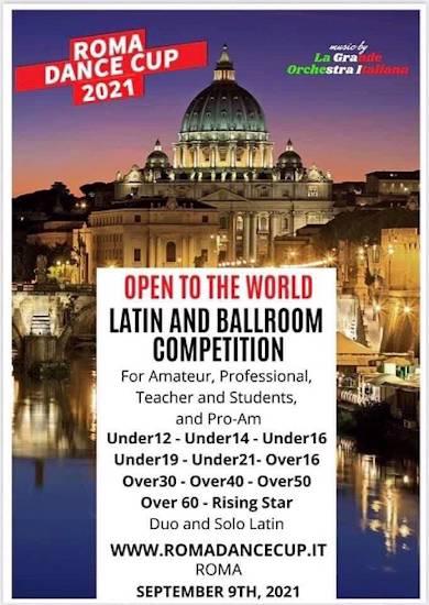 Roma Dance Cup 2021
