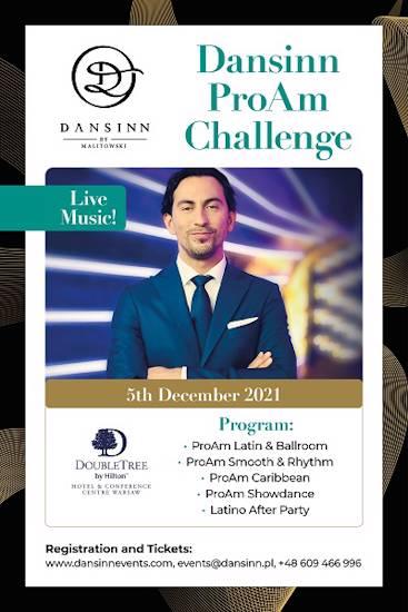 Dansinn ProAm Challenge