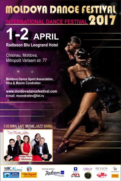 Moldova Dance Festival 2017