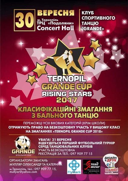 Ternopil Grande Cup Rising Stars 2017