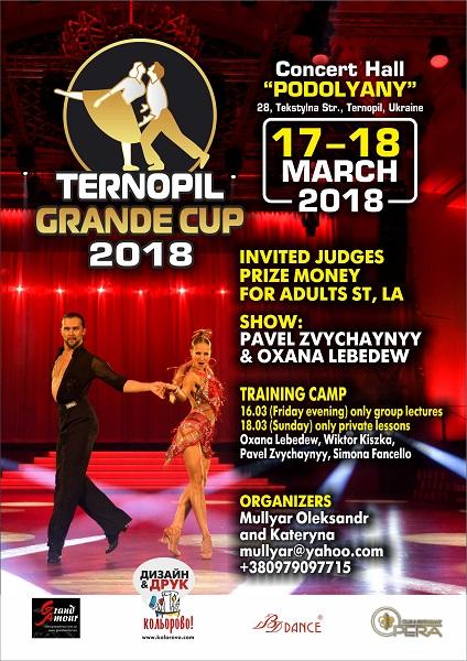 Ternopil Grande Cup 2018