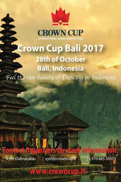 Crown Cup Bali 2017