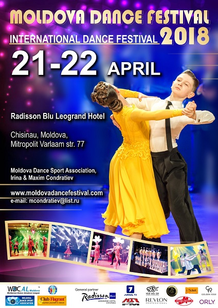 Moldova Dance Festival 2018